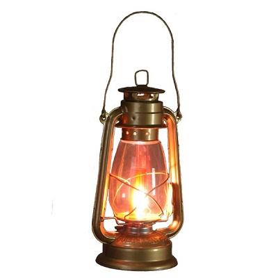 керосиновая лампа для зимы