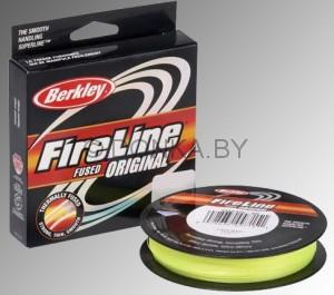 фото спеченной лески fireline
