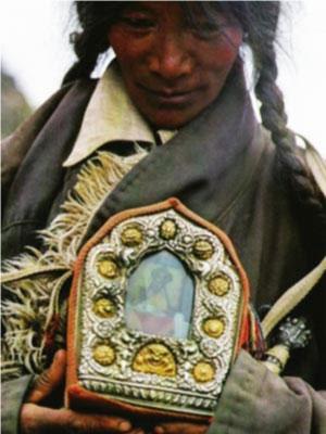 путешествия-алтарь-тибетская
